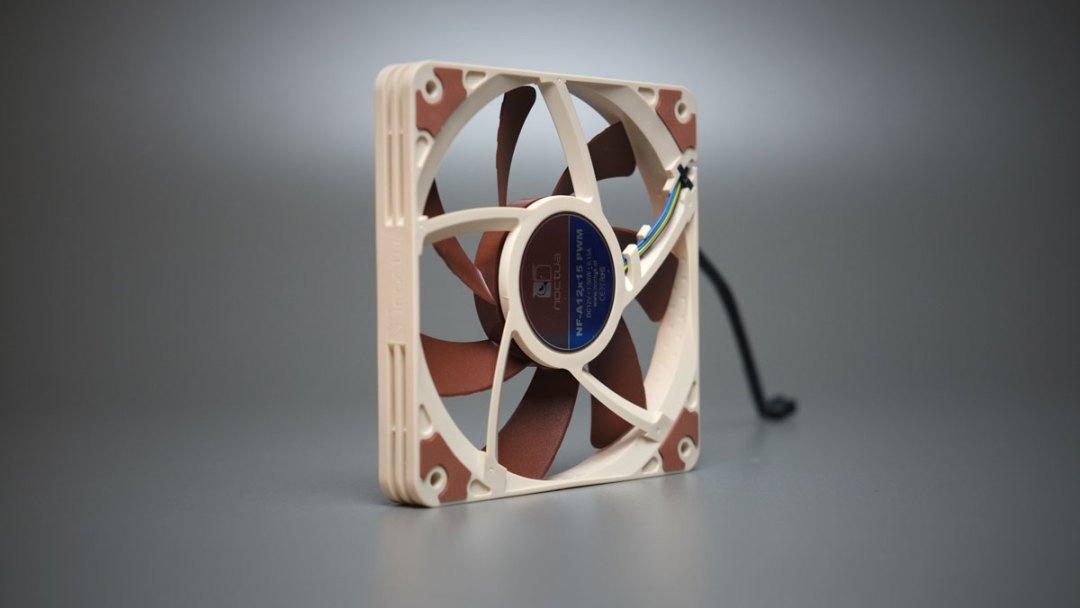 Noctua NH-L12S Low Profile Cooler (9)