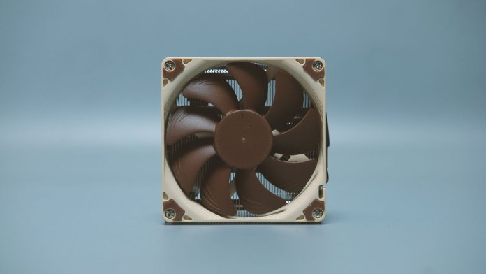 Noctua NH-L9i Low Profile CPU Cooler (2)