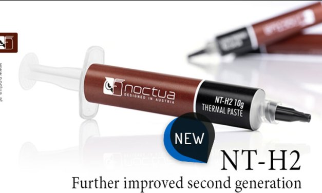 Noctua Intros New Thermal Compounds and Cleaning Wipes