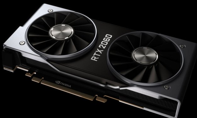 Nvidia Announces GeForce RTX 2060 at $350 USD