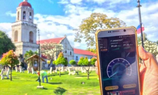 PLDT-Smart Cited Fastest in Ookla Speedtest Awards