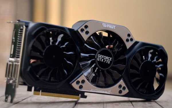 Palit GeForce GTX 770 JetStream 2GB Review