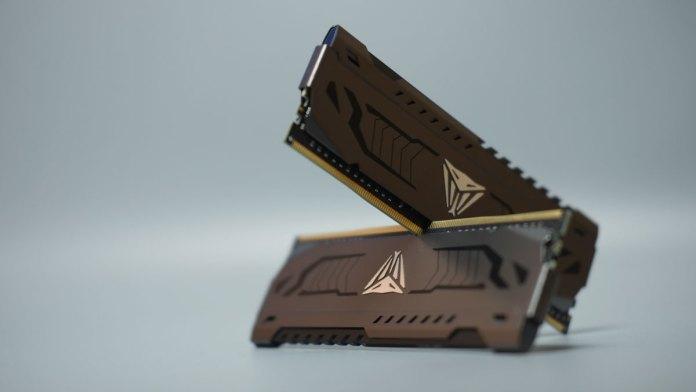 Patriot Viper Steel RAM 3200MHz Pictures (2)