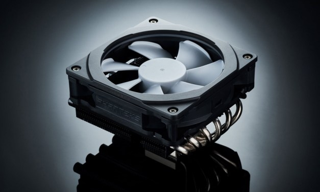 Phanteks Announces PH-TC12LS RGB CPU Cooler