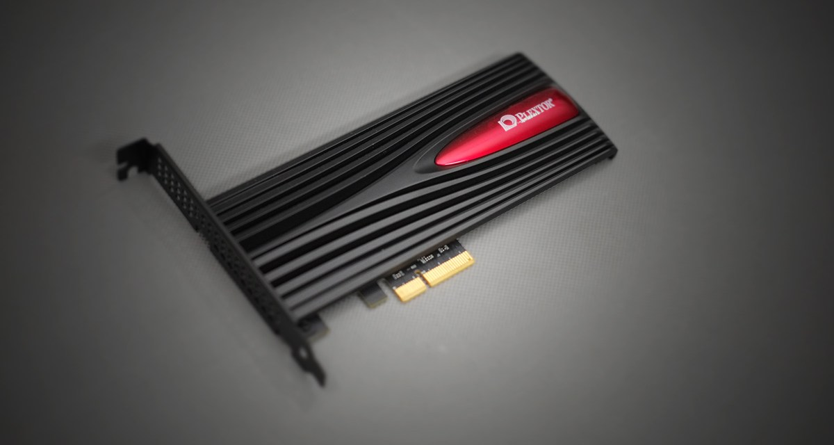 Review | Plextor M9PEY NVME 512GB RGB PCI-E SSD