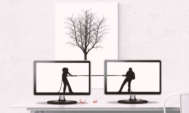 Positive vs Negative Sides of Technology in the Divorce Process