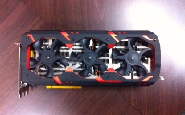 PowerColor Teases Air-Cooled Radeon R9 295X2 Devil13