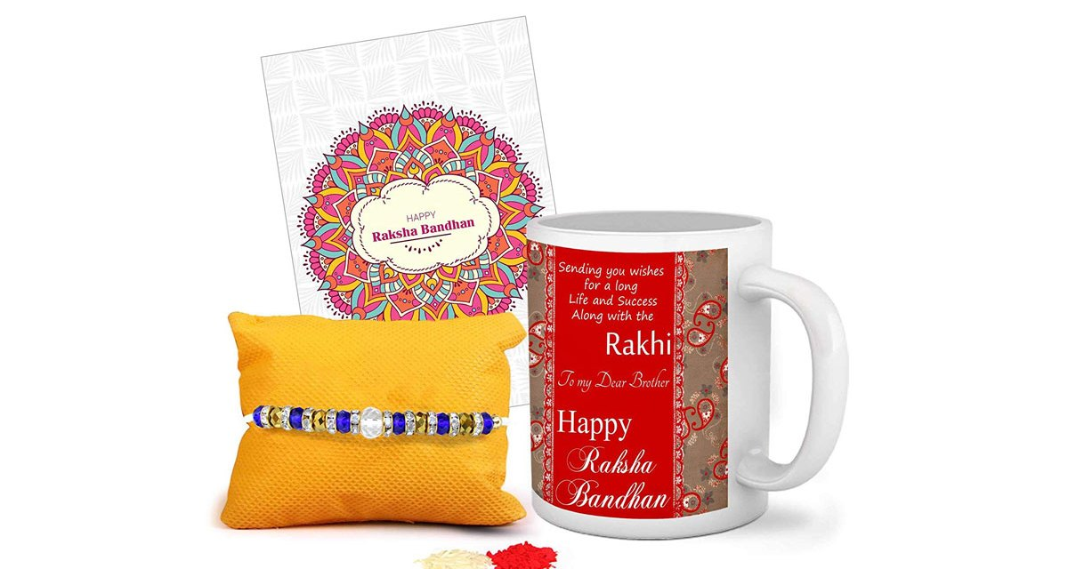 Celebrate the Tons of Happiness with Oh-So-Shocking Rakhi Gift Ideas