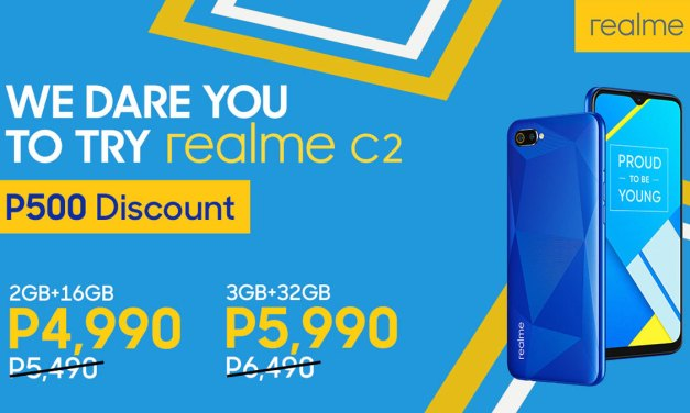 RealMe Dares You to Switch for a Special Discount