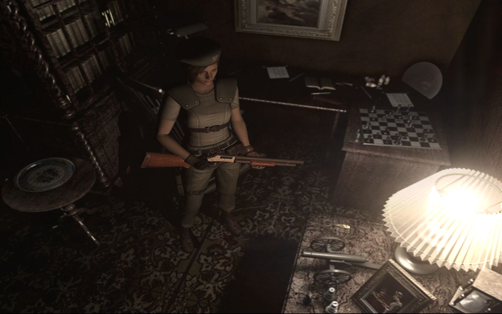 Resident Evil Dolphin Emuated | TechPorn