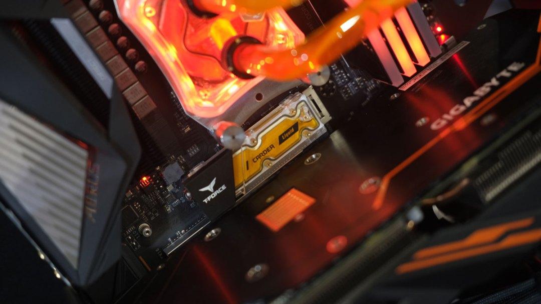 T-FORCE RGB RAM SSD Computex 2019 (4)
