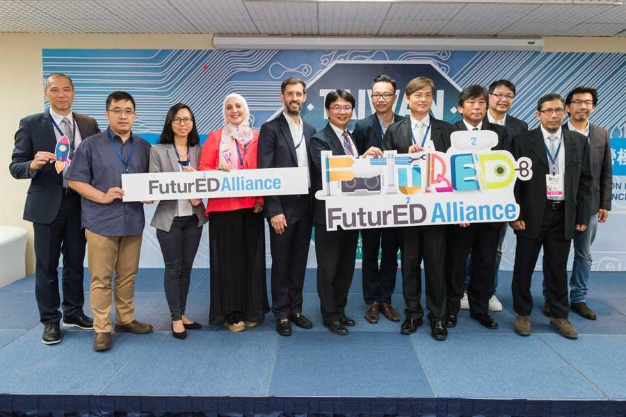 TalenTech 2017 Gathers International and Domestic STEAM Strength