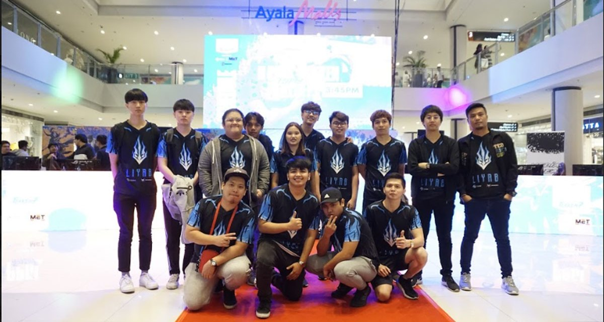 Team Liyab bags Two Championships at PPGL 2019
