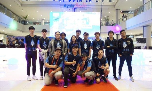 Team Liyab bags Two Championships at PPGL 2019