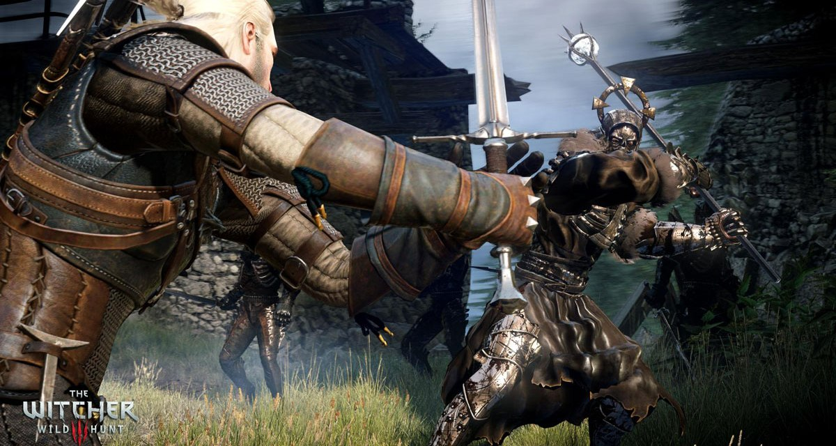 New Witcher 3 Footage Shows Combat & Graphics Fidelity