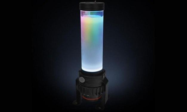 Thermaltake Releases the Pacific PR22-D5 Plus RGB Reservoir Pump