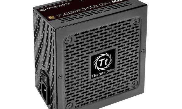 Thermaltake Presents Toughpower GX1 Gold PSU