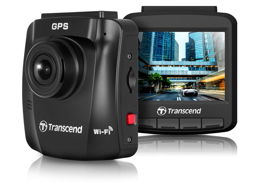 Transcend Introduces the DrivePro 230 Dashcam