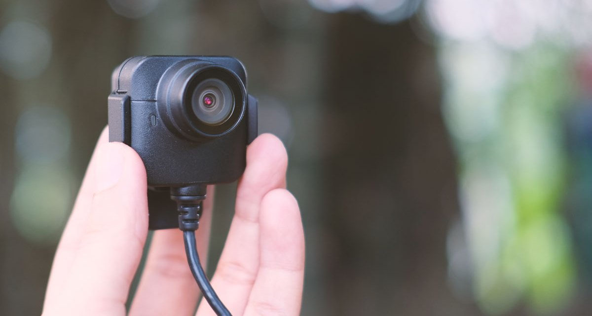 Review   Transcend DrivePro Body 52 Camera