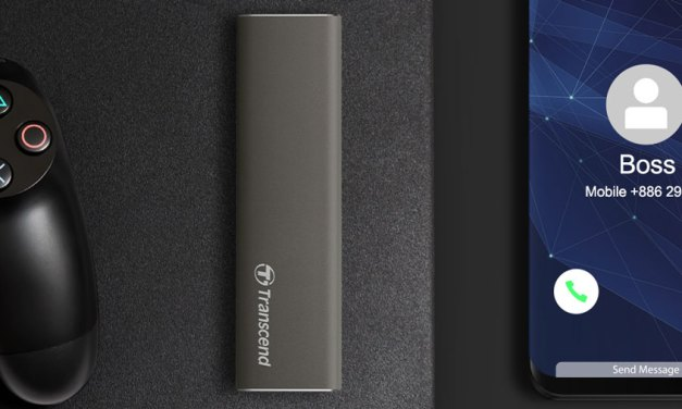 Transcend Introduces The ESD250C Portable SSD