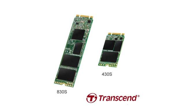 Transcend Releases Ultra Compact MTS430S SSD