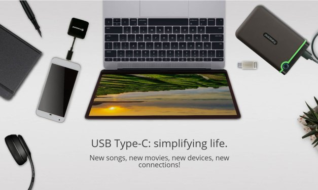 Transcend Aims to Simplify Life with USB Type-C Storage Solutions