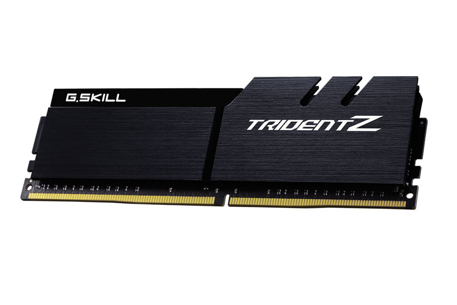 G.SKILL Announces DDR4-4400MHz for Intel X299 HEDT Platform
