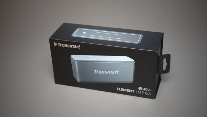 Tronsmart Element Mega 40W (3)