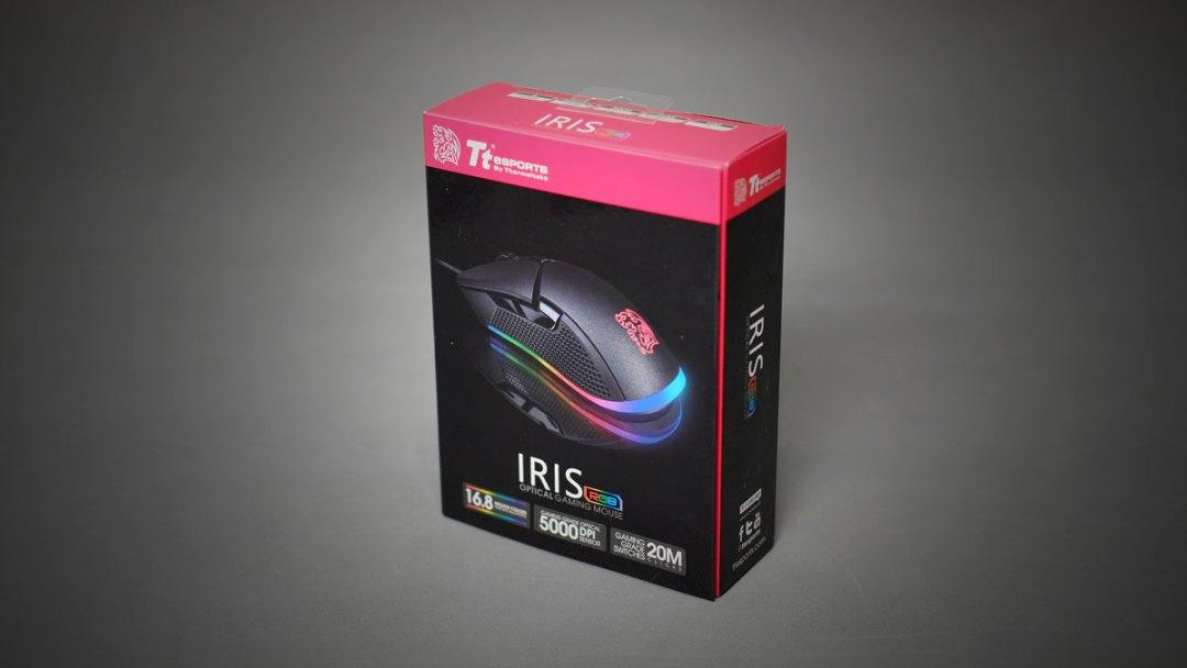 Review | TT eSports Iris Optical RGB Gaming Mouse | TechPorn