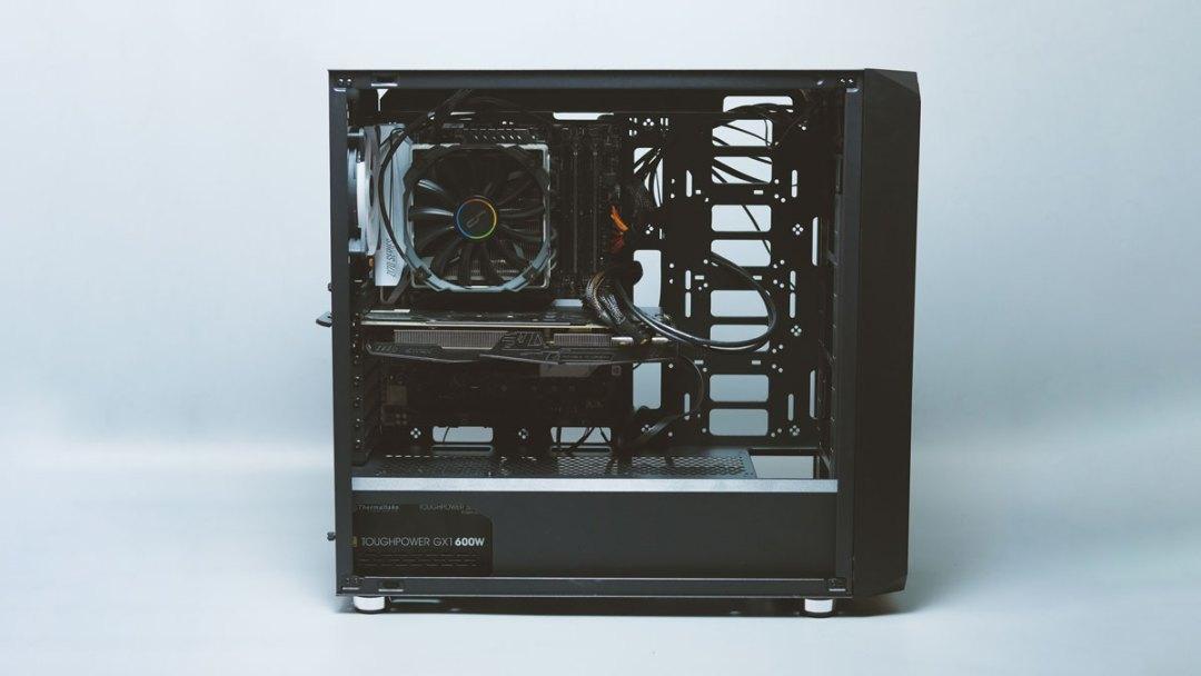 Xigmatek Zest Tempered Glass RGB Case (15)