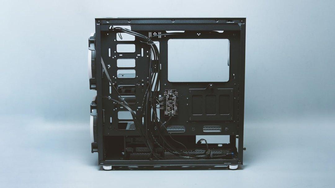 Xigmatek Zest Tempered Glass RGB Case (7)