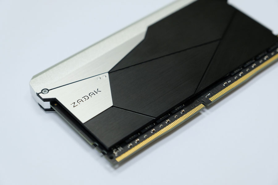 ZADAK Announces SHIELD DC DDR4 32GB 3600MHz RAM | TechPorn