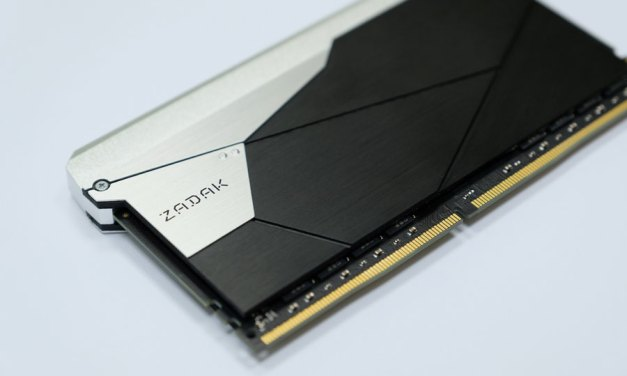 ZADAK Announces SHIELD DC DDR4 32GB 3600MHz RAM