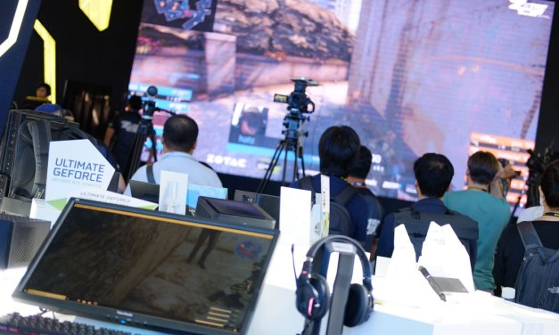 ZOTAC Cup Masters CS:GO Readies Finals at EMFHK 2018