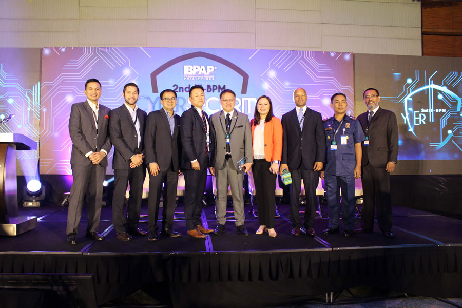 ePLDT leads discussion at the IBPAP Cyber Security Summit 2017
