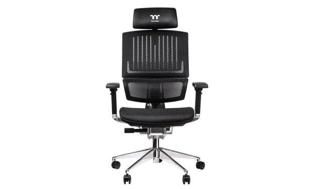 Thermaltake Releases CyberChair E500 Ergonomic Seat
