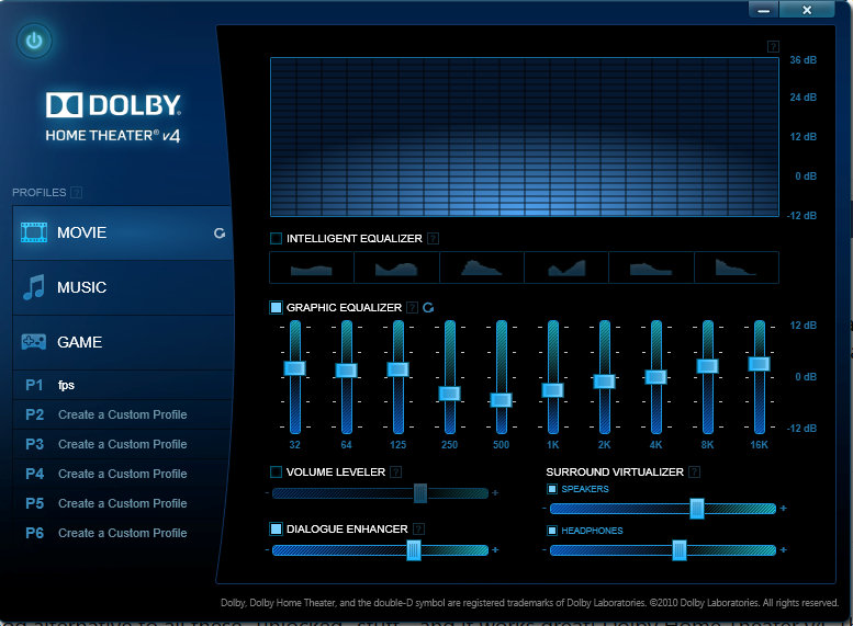 Dolby 7 Drivers Windows