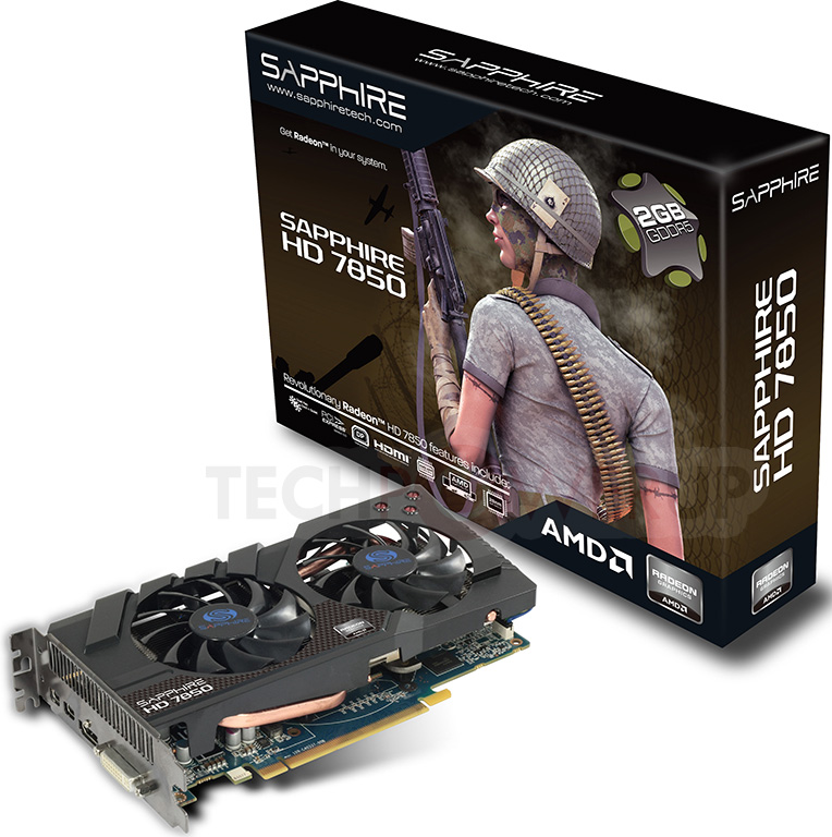 Sapphire Launches Hd 7800 Series Techpowerup Forums