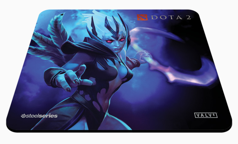SteelSeries Introduces The Siberia V2 Dota 2 Edition