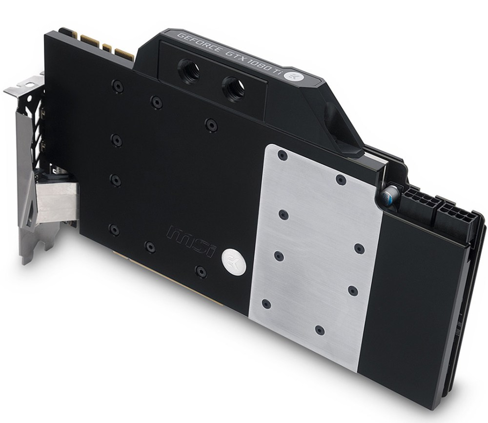 %name EK Water Blocks announces the EK FC1080 GTX Ti TF6 to combat the heating issues in MSIs GTX lineup