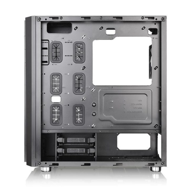 2ErFc0LPh1DdYjTg Thermaltake announces a Tempered Glass edition for the Versa H26 PC Case!