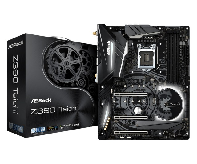 Cwye5T1P9KlXb6Dz ASRock's Taichi family of Z390 motherboards is out now!