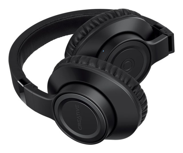 DcN9yjKkQp9WSJRJ Creative Technology rolls out the Outlier Black Bluetooth headphones   The ultimate style statement with an affordable price tag