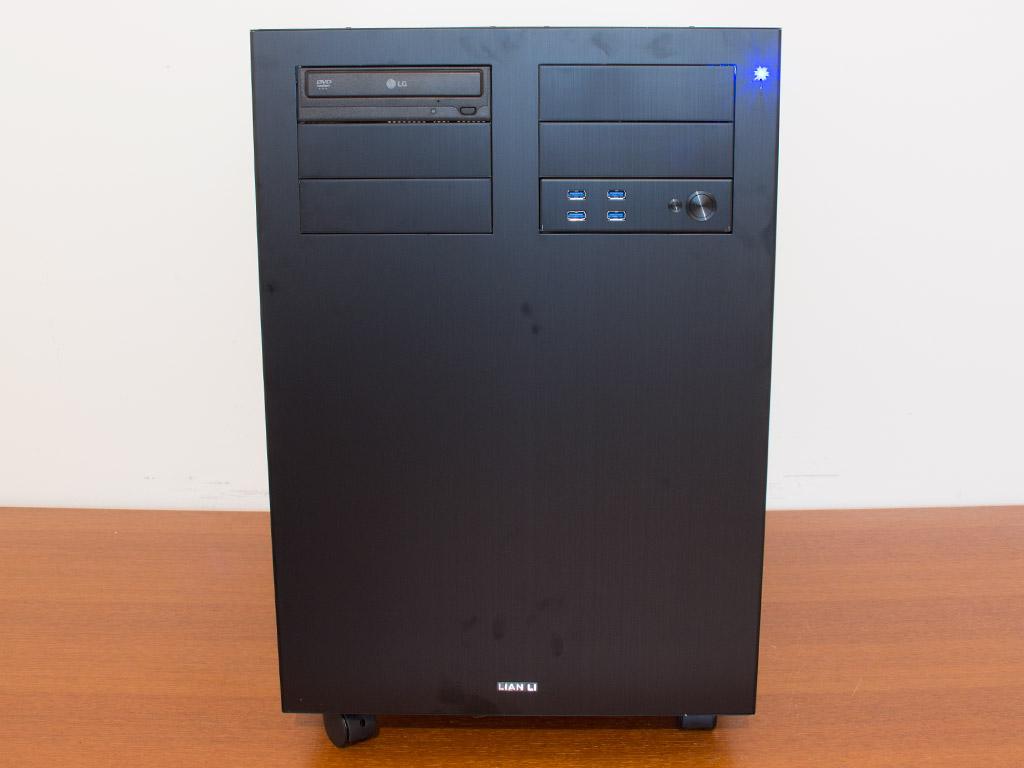 Lian Li PC D8000 Review TechPowerUp