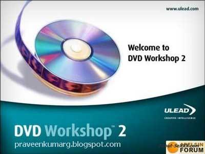 Ulead DVD Workshop 2