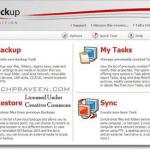 GFI Backup 2009 Free Backup and recovery software
