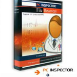PC INSPECTOR™ File Recovery 4.x