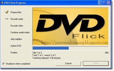Convert MKV Files To Burn As A DVD