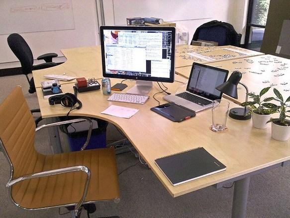 Cool Geeks Workspace