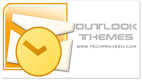 Change Themes in Outlook
